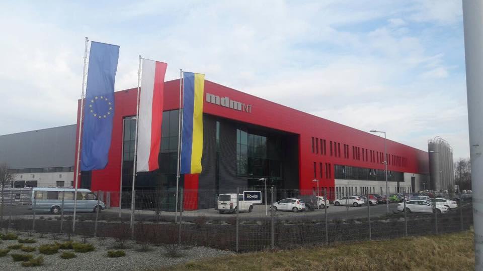 Поїздка на завод-виробник MDM у Польщі